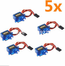 RS050 5 PCS TOWER PRO  MINI 9 GRAM GEAR MICRO DIGITAL SERVO MOTOR  DXW9G