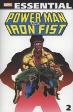 Marvel Essential Power Man ANd Iron Fist vol 2 TP New
