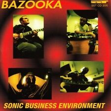 Bazooka - Sonic Business Environment / SST RECORDS CD 1997