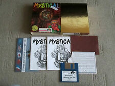 Mystical By Infogrames For Commodore Amiga 500 / 1000 / 2000 Disk Game Complete