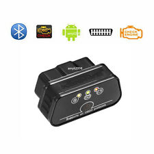 ELM327 Bluetooth Car OBD2 OBDII Auto Fault Diagnostic Scanner For Android PC