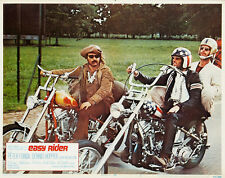 "Easy Rider Lobby Card Movie Poster Replica 11x14"" Photo Print"