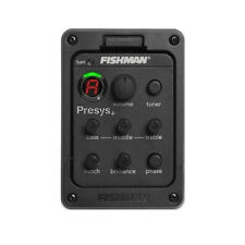 FISHMAN 201 Onboard Preamps Presys+ Guitar EQ Tuner Piezo Pickup Equalizer