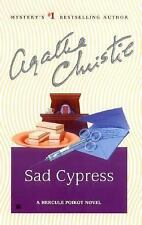 Sad Cypress: A Hercule Poirot Novel Christie, Agatha Mass Market Paperback