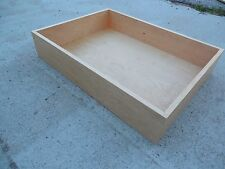 NEW Custom, cut to size, Replacement drawer box B18 cabinets usa