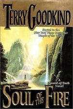Sword of Truth: Soul of the Fire 5 by Terry Goodkind (1999, Hardcover, Revised)