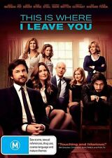 This Is Where I Leave You : NEW DVD