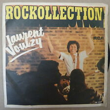 45rpm LAURENT VOULZY rockollection, 1977, RCA PB8067