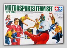 Tamiya 1/20 Motorsports Team Set F1 Model Figure Kit #20063