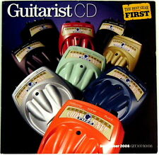 Guitarist CD September 2008 CD ONLY Moog Guitar Fender Eggle Danelectro EVH FUZ