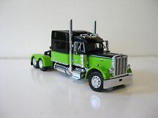 Peterbilt 379 Walk In Sleeper Lime / Black Diecast Promotions 1/64th DCP #33086
