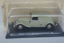 UH Presse 1/43 - Citroen Traction 11 BL Fourgonnette Danoise 1950
