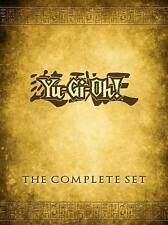 New Yu-Gi-Oh! The Complete Series Collector  DVD Set (2014) 32-Disc Season 1-5