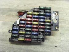 SAAB 9-3 2.0 151 KW Sicherungskasten  Relaiskasten (1)