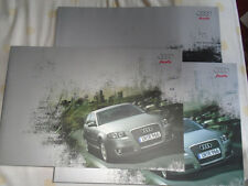 AUDI a3 BROCHURE GAMMA Pack APR 2005