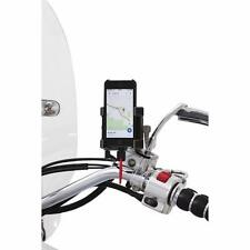 Ciro Smartphone GPS Holder w/ Charger Mirror Mount for Harley Models 50220