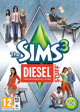 The Sims 3 Diesel Stuff - PC MAC - expansion pack - fast free post