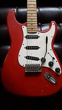 1998 Mexican Fender Squire Stratocaster road worn relic guitar! Made in Mexico!