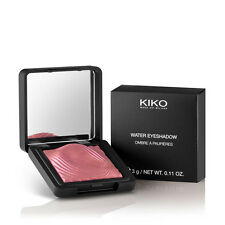 Kiko Water Eyeshadow W/ Instant Colour Release And Dual Wet & Dry Use