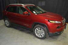 Jeep: Cherokee 4X4 4dr Limi