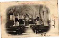 CPA Dun sur Meuse-Choeur e l'Eglise Notre Dame (232251)