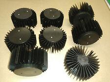 10x Aavid LED Heat Sink R87-46 Bridgelux Vero 13/18 Black 2.2C/W 22W - NX301116