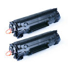 2PK CRG128 Toner Cartridge Compatible for Canon imageCLASS D530 MF4770n MF4880dw