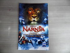 Notice seul Le monde de narnia chap 1 PS2  livret instruction manuel FR