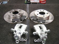 FORD FOCUS ST MK2 2.5ST REAR BRAKE DISC REAR BRAKE CALIPER LH RH PAIR