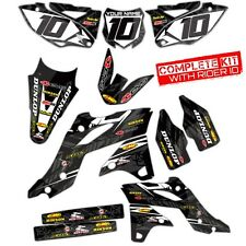 1999 2000 2001 2002 KAWASAKI KX 125 250 KX250 KX125 GRAPHICS KIT MOTOCROSS DECAL
