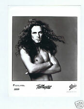 PHOTO PRESS TED NUGENT GUITAR EPIC 2