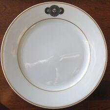 "Rosenthal FORNASETTI MEDUSA Set of 8 Porcelain Dessert Salad Plates 7"" Heliada"