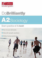 Do Brilliantly At - A2 Sociology,GOOD Book