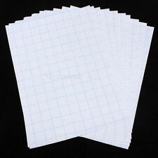 5 Sheets A4 Iron On Inkjet Print Heat Transfer Paper For T-Shirt Light Fabric