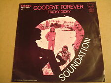 45T SINGLE PINK ELEPHANT / SOUNDATION - GOODBYE FOREVER