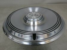NOS 15 Inch Hub Caps for 1973 Chevrolet Monte Carlo and Caprice - P/N 327764