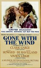 Gone With The Wind Ver E  Movie Poster 14X20