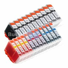 22 PK PGI-5 CLI-8 Ink Tank for Canon PIXMA MX700 IP3300 IP3500 PGI-5 CLI-8 CMY @