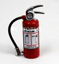 RC 1/8 Scale Accessories METAL FIRE EXTINGUISHER Working LIghter
