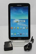 SAMSUNG GALAXY TAB 3 SM-T217A MIDNIGHT BLACK 16GB Wi-Fi 4G CELLULAR AT&T TABLET