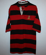 Rare vintage Cantona RFC 1877 rugby match worn shirt #13