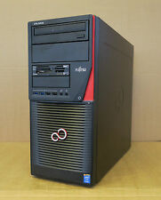 FUJITSU CELSIUS W530 QUAD CORE XEON e3-1226 V3 3.30 GHz, 4GB 1TB workstation Win 8