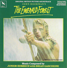 LA FORET D'EMERAUDE (THE EMERALD FOREST) - MUSIQUE DE FILM - JUNIOR HOMRICH (CD)