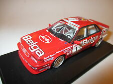 Audi V8 v 8 Evolution Evo BELGA / Verellen #1, Minichamps 21120 in 1:43 boxed!