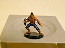 Dungeon and Dragon miniatures Harbinger #11 SUN SOUL INITIATE w/card & bonus