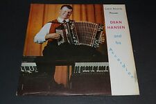 Dean Hansen and his Accordions~Czech Records~Polkas and Waltzes~FAST SHIPPING
