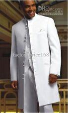Custom made White Mens Groom Tuxedos Wedding Suits Formal Occasion Suits Bespoke