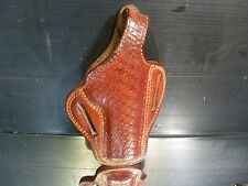 Viking Basketweave Belt Slide Holster model 4562 Semi Auto~Reels Rods N Rust ®~