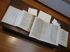 RARE 1948 FINAL REPORT SPY DOCUMENTS WWII NAZI SECRET SCIENCE HISTORY BOOKS