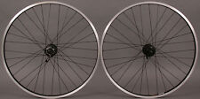 "Sun Rhyno Lite 26"" Mountain Bike Wheelset Shimano XT 32h Disc Hubs or rim Brake"